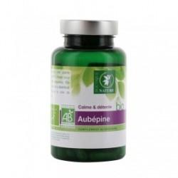 Complément alimentaire aide à la régulation cardiovasculaire Aubépine Bio - 60 gélules