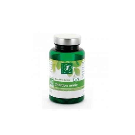 Complément alimentaire soutien du foie chardon marie Bio - 60 gélules
