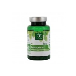 Complément alimentaire soutien du foie desmodium Bio - 60 Gélules
