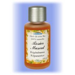 Hygiène beauté huile de soin de Rose musquée 100 ml