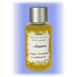 Hygiène beauté huile de soin huile de soin d'Arnica 100 ml