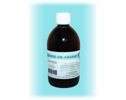 Oligo-éléments Cuivre-Or-Argent ionisés 500 ml