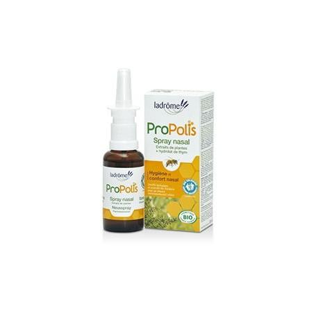Propolis spray nasal 30ml pour les inconfort ORL