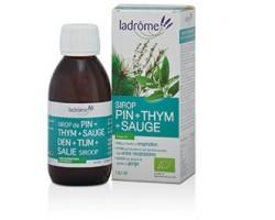Sirop pin, thym et sauge confort respiratoire - BIO 150 ml