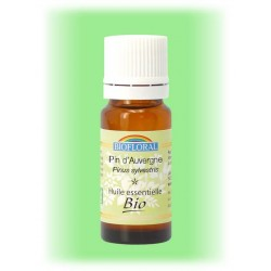 Huile essentielle Pin d'Auvergne - Pinus sylvestris 10 ml