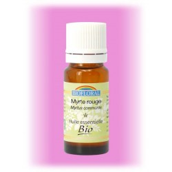 Huile essentielle Myrte rouge - Myrtus communis 10 ml