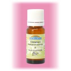 Huile essentielle Géranium - Pelargonium x aperum 10 ml