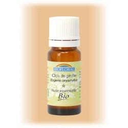 Huile essentielle Clou de girofle - Eugenia cariophyllus 10 ml