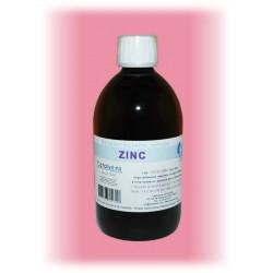 Oligoélément Zinc ionisé 500 ml