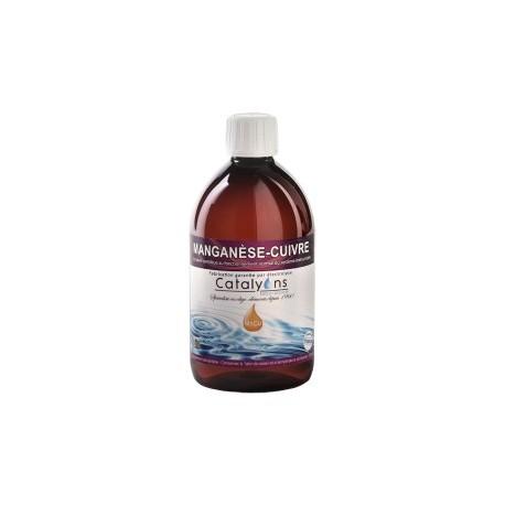 Manganèse - Cuivre - Oligoélément 500 ml