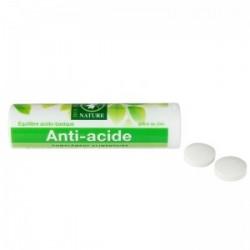 Anti - acide tube de 10 comprimés à sucer ou à croquer