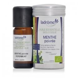 Huile essentielle Menthe poivrée - Mentha x piperita 10 ml