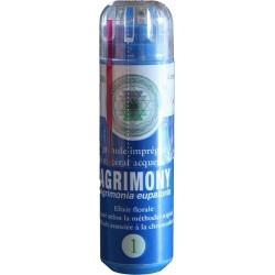 Equilibre émotionnel fleur de bach sans alcool Agrimony (n°1) - 130 granules