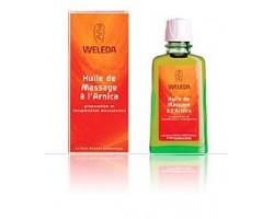 Superbe huile d'Arnica soulage douleur et tension musculaire ...100ml