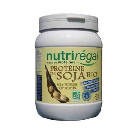 Complément alimentaire de Protéines de soja Biologiques 250 g