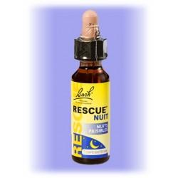 Rescue rassurance d'urgence complexe des fleurs de bach - 10 ml