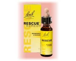 Rescue remedy rassurance d'urgence complexe des fleurs de bach d'urgence - 10 ML