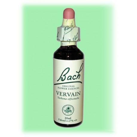 Equilibre émotionnel fleur de bach Vervain (Verveine) - 20 ml